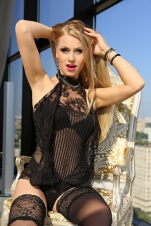 Anne-laurie escort girls