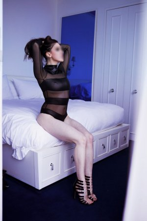 Anne-karine live escort in Ada